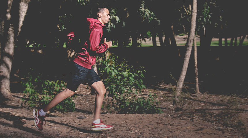 man running - Running101: 6 Handy Tips to Get Started