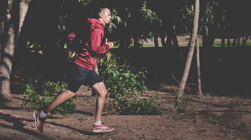 man running - Running101: 6 Handy Tips to Get Started