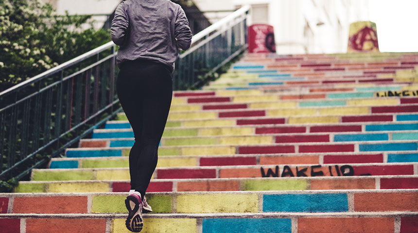 woman run - Running101: 6 Handy Tips to Get Started